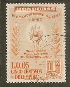 Honduras     Scott C304      Second Republic         Used