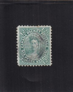 Canada: Sc #18a, Used (39775)