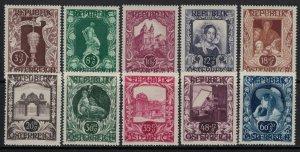 Austria #B208-17*  CV $4.50