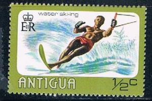 Antigua Water Skier - pickastamp (AP29R401)