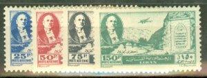 P: Lebanon C115-8 mint CV $44.50