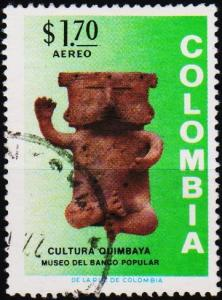 Colombia. 1973 1p70 S.G.1339 Fine Used