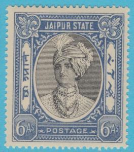 INDIA JAIPUR 42  SG 65   MINT NEVER  HINGED  OG ** NO FAULTS SUPERB  !