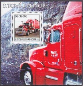 2003 Sao Tome and Principe 2285/B458 Cars / auto trucks 11,00 €