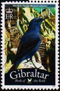 Gibraltar. 2008 (UK) Fine Used
