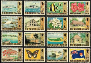 Gilbert Islands # 269 - 84 Mint Never Hinged [3025]