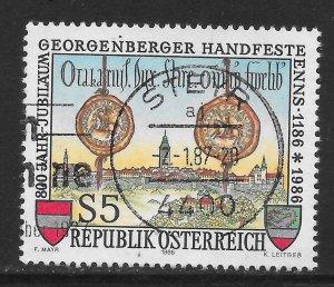 Austria Used [8938]