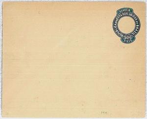 BRAZIL - Postal History : POSTAL STATIONERY COVER- RHM # EN 49