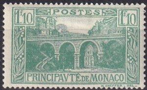 Monaco #88  F-VF Unused  CV $8.00  (V4614)