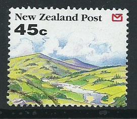 New Zealand SG 1691 Fine Used