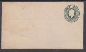 Transvaal H&G B3 mint 1902 ½p green embossed KEVII Envelope