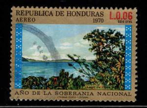 Honduras  Scott C507 Used  stamp