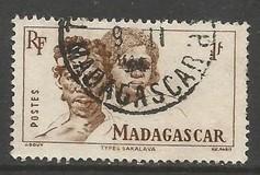 MADAGASCAR/MALAGASY 275 VFU Z2762