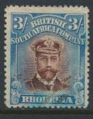 British South Africa Company / Rhodesia  SG 250 Used perf 15 see scans & details