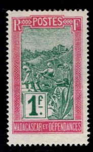 Madagascar Scott 111 MH* stamp