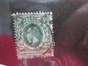 East Africa & Uganda Protectorates #41 used