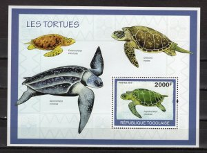 TOGO - 2010 Fauna - Turtles  M2716