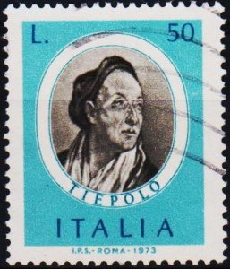Italy. 1973 50L S.G.1374 Fine Used