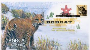 SC 4802, 2013 Bobcat, FDC, Digital Color Postmark , Item 13-002