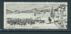 Sweden 856  Used (9