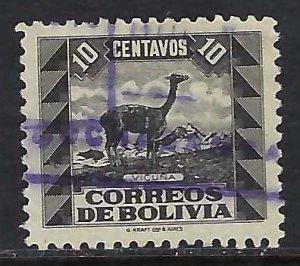 Bolivia 254 VFU T810-9