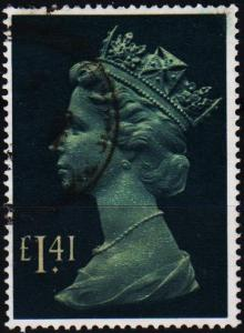 Great Britain.1977 £1.41 S.G.1026d Fine Used