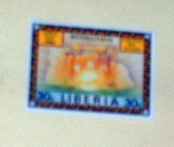 Liberia - 895, MNH. Clasped Hands. SCV - $1.40