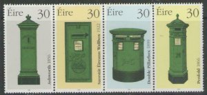 IRELAND SG1193a 1998 IRISH POST BOXES MNH