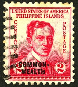 PHILIPPINES #433 USED