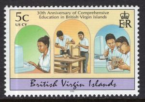 British Virgin Islands 897 MNH VF