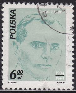 Poland 2532 USED