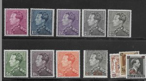 Belgium298 and more MLH, f- vf, see desc. 2020 CV $54.00