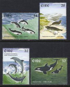 Ireland 1049-1052 Marine Life MNH VF