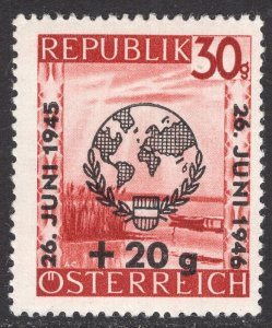 AUSTRIA SCOTT B166