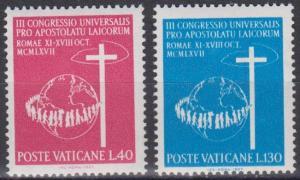 Vatican City #453-4 MNH VF  (A8897)