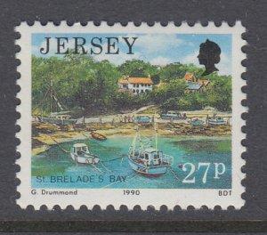 Jersey 500 MNH VF