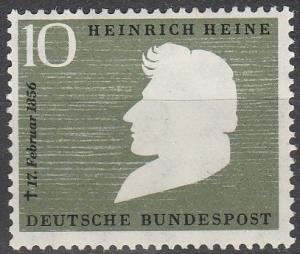 Germany #740 F-VF Unused  CV $2.75  (S8203)