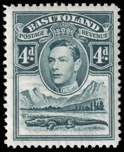 Basutoland - Scott 23 - Mint-Hinged