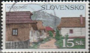 Slovakia, #230  Used , From 1995,  CV-$0.80