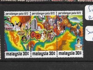 MALAYSIA  (P2605BB)  SG 95A   MNH