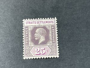 STRAITS SETTLEMENTS # 194a--MINT NEVER/HINGED----SINGLE----1921-32(LOTA)