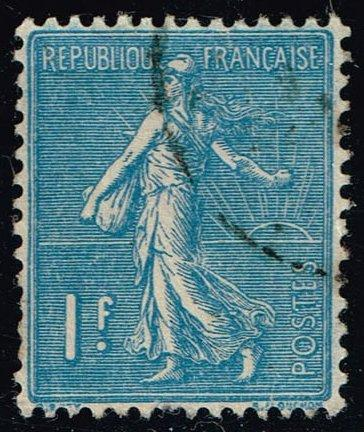 France #154 Sower; Used (0.75)