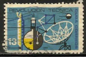 Cuba 1965 Scott# 945 Used