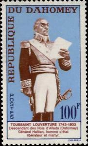 Dahomey Scott 181 Mint never hinged.