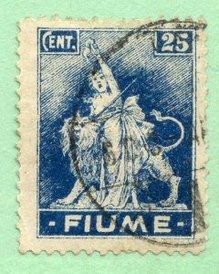 Fiume, Scott #33, Used