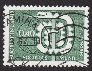 Finland Scott 426 VF used.