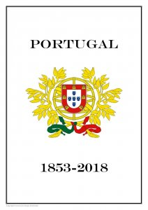 PORTUGAL 1853 - 2018  PDF PDF(DIGITAL) STAMP ALBUM PAGES