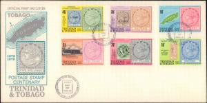 Trinidad, Worldwide First Day Cover, Stamp Collecting
