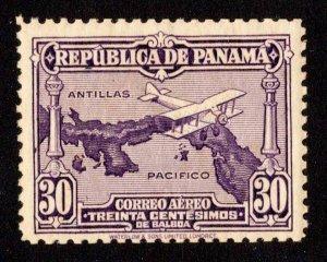 Panama Scott C12 Mint never hinged.