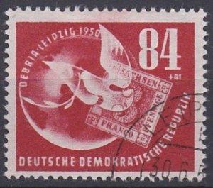 German Democratic Republic B21 used (1950)